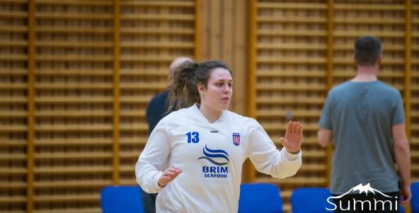 Anna Soffía í æfingahóp U20