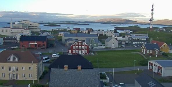 Nýr þjálfari kynnir sér aðstæður í Stykkishólmi